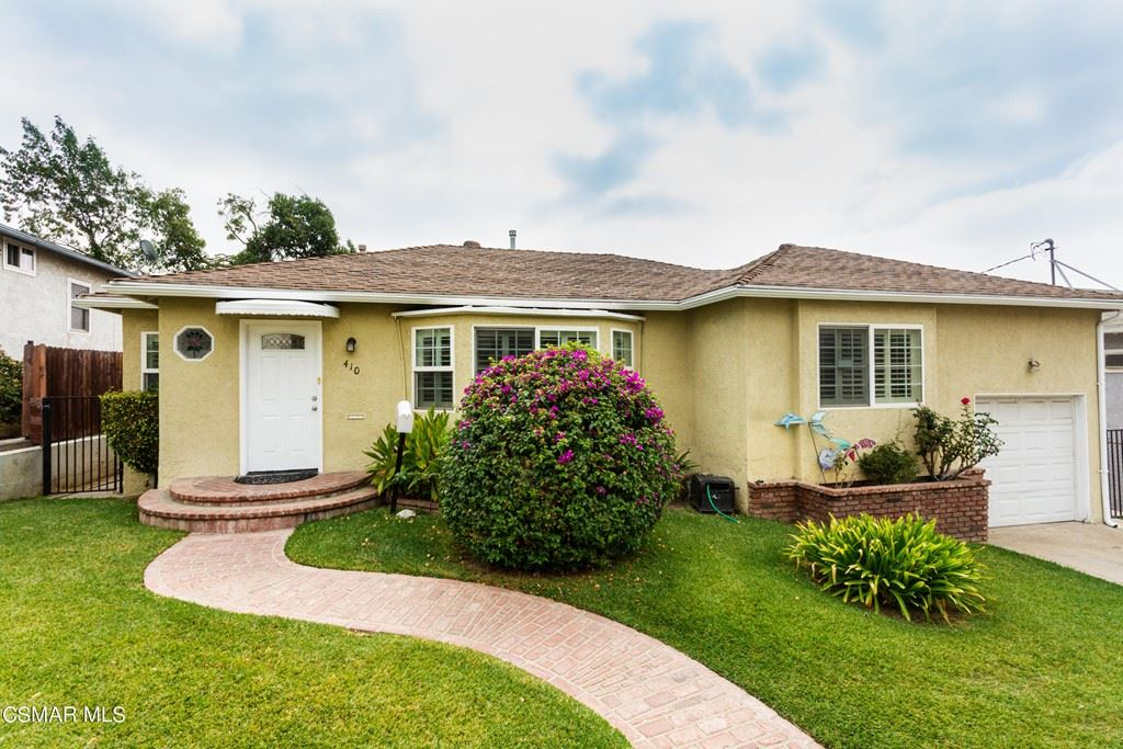 410 De La Fuente Street, Monterey Park, CA 91754 - MLS#: 221005206