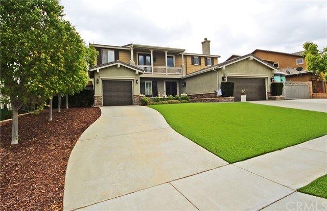 1617 Paseo Vista Street, Corona, CA 92881 - MLS#: CV21083206