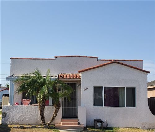 Photo of 1435 E Poppy Street, Long Beach, CA 90805 (MLS # PW21151207)