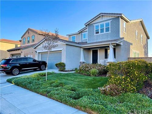 Photo of 24246 La Montura Drive, Valencia, CA 91354 (MLS # SR21038207)