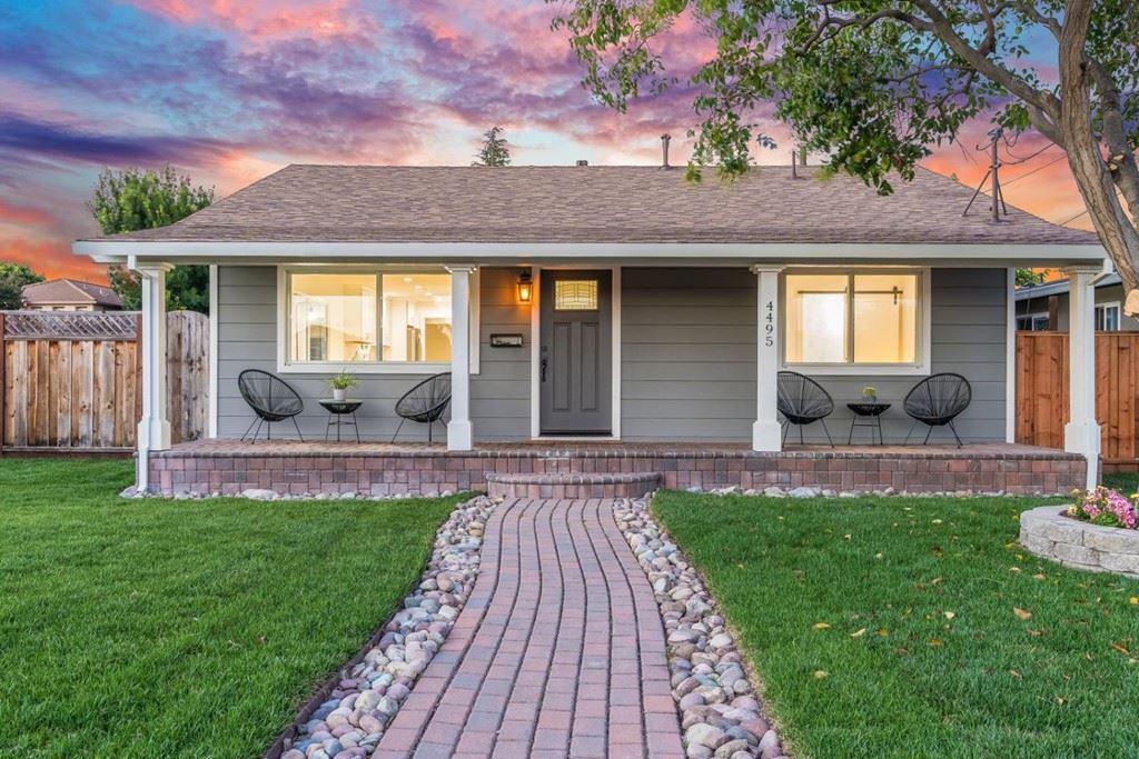 4495 Fillmore Street, Santa Clara, CA 95054 - #: ML81852207