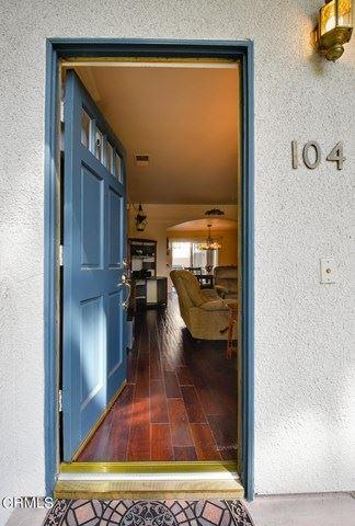 Photo of 90 S Roosevelt Avenue #104, Pasadena, CA 91107 (MLS # P1-4207)