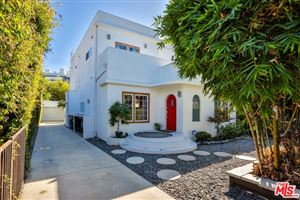 Photo of 8718 ROSEWOOD Avenue, West Hollywood, CA 90048 (MLS # 19521208)