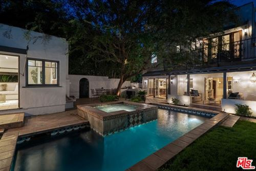 Photo of 1545 N ORANGE GROVE Avenue, Los Angeles, CA 90046 (MLS # 20589208)