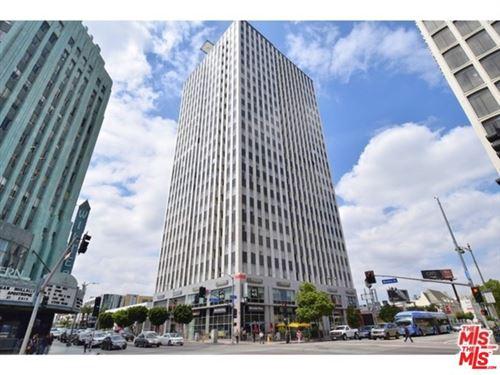 Photo of 3810 WILSHIRE Boulevard #1908, Los Angeles, CA 90010 (MLS # 21690208)