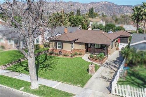 Photo of 316 N Sparks Street, Burbank, CA 91506 (MLS # BB21045208)