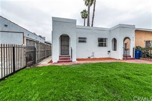Photo of 411 E 80th Street, Los Angeles, CA 90003 (MLS # IN19138208)