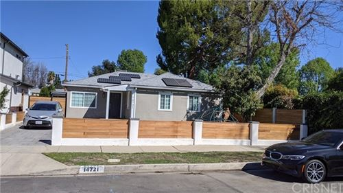 Photo of 14721 Weddington Street, Sherman Oaks, CA 91411 (MLS # SR21047208)