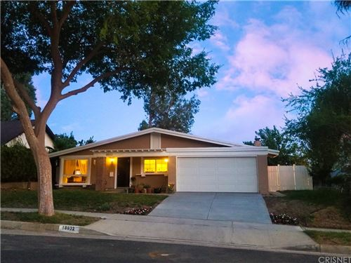 Photo of 18832 Cabral Street, Canyon Country, CA 91351 (MLS # SR21145208)