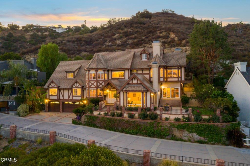 1415 Edgehill Place, Pasadena, CA 91103 - #: P1-5208