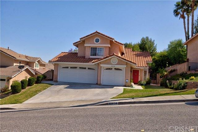 22030 Grovepark Drive, Santa Clarita, CA 91350 - #: SR20144208