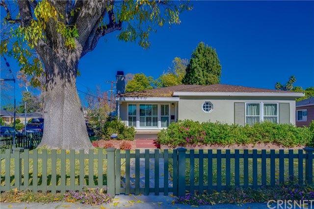 Photo for 14755 Albers Street, Sherman Oaks, CA 91411 (MLS # SR21007208)
