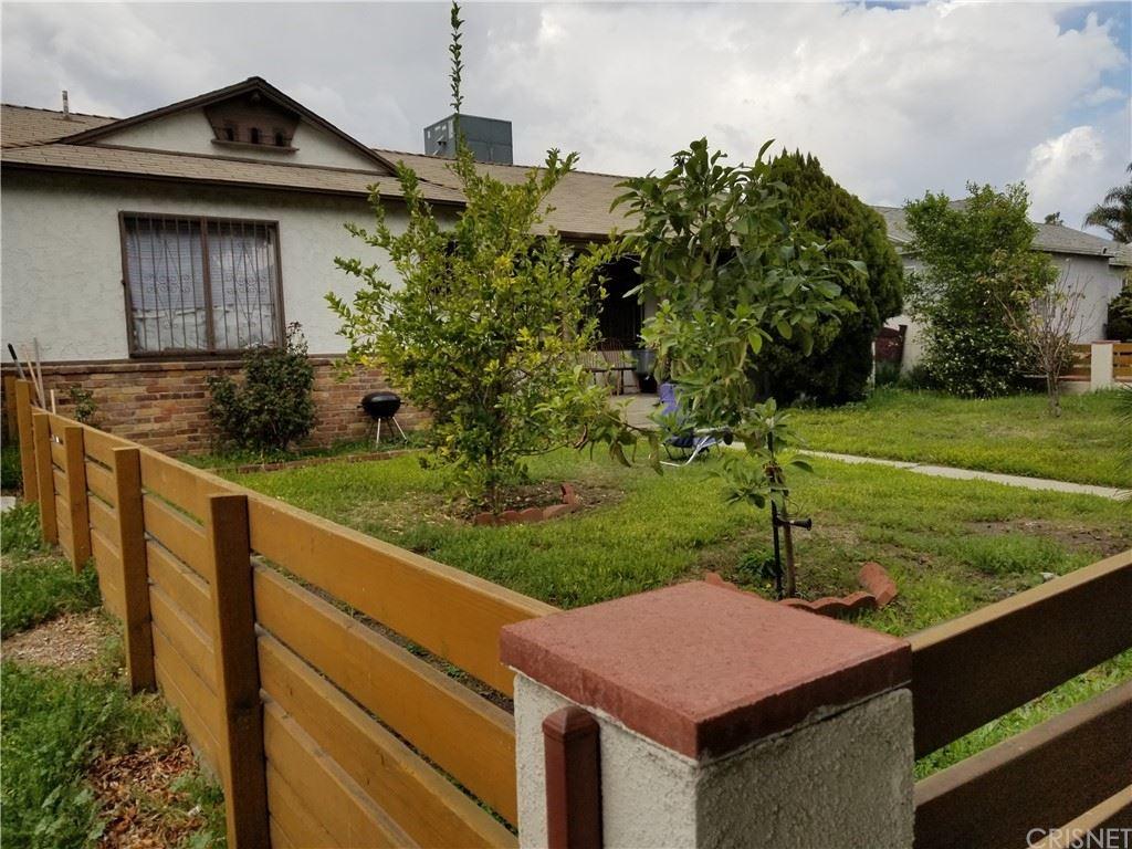 13661 Osborne Street, San Fernando, CA 91331 - MLS#: SR21053208