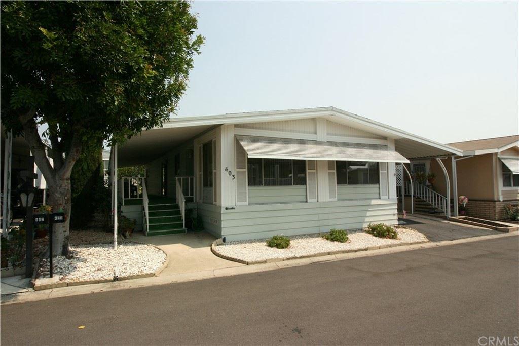 24001 Muirlands Boulevard #403, Lake Forest, CA 92630 - MLS#: OC21183209