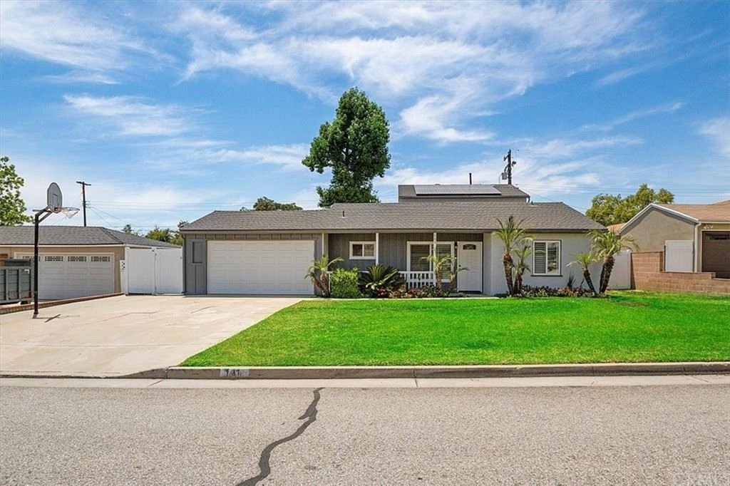 141 S Akeley Drive, Glendora, CA 91741 - MLS#: PW21195209
