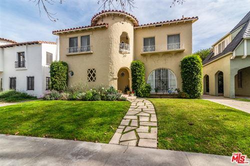 Photo of 234 S MANSFIELD Avenue, Los Angeles, CA 90036 (MLS # 20549210)