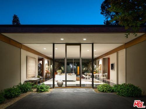 Photo of 1160 Chateau Road, Pasadena, CA 91105 (MLS # 20598210)