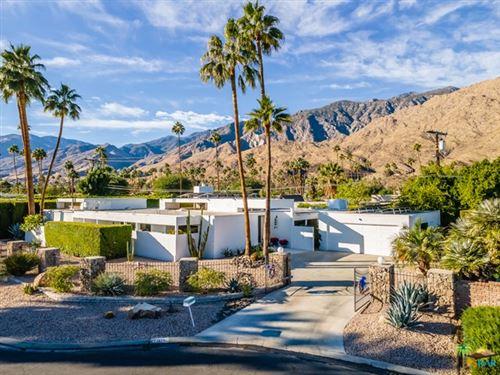 Photo of 1925 S Joshua Tree Place, Palm Springs, CA 92264 (MLS # 20671210)
