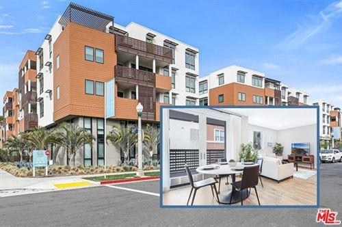 Photo of 6030 Seabluff Drive #416, Los Angeles, CA 90094 (MLS # 21721210)