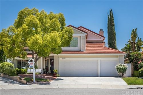 Photo of 24240 Bella Court, Newhall, CA 91321 (MLS # SR20105210)