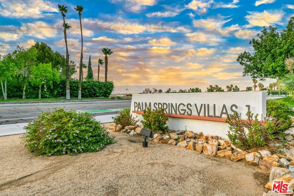 550 N North Villa Court #214, Palm Springs, CA 92262 - MLS#: 21752210