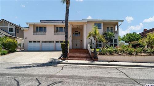 Photo of 1120 Mountbatten Drive, Glendale, CA 91207 (MLS # 320002211)