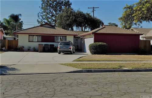 Photo of 1418 W Gage Avenue, Fullerton, CA 92833 (MLS # PW21225212)