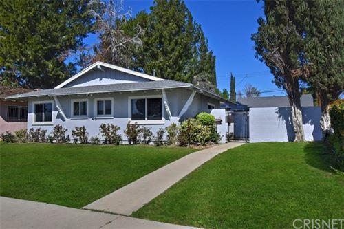 Photo of 20243 Lassen Street, Chatsworth, CA 91311 (MLS # SR21031212)