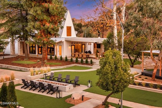 3009 Triunfo Canyon Road, Agoura Hills, CA 91301 - #: 221000212