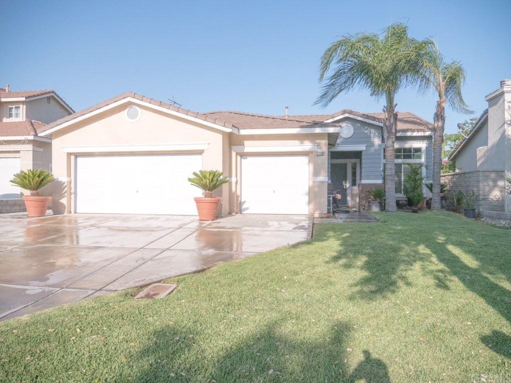 7739 Angels Court, Fontana, CA 92336 - MLS#: CV21185212