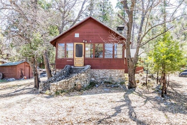 40401 Valley Of The Falls Drive, Forest Falls, CA 92339 - MLS#: EV21074213
