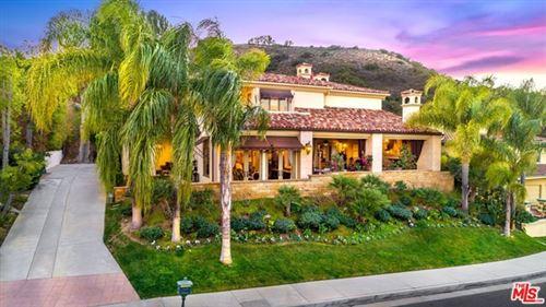 Photo of 24908 BELLA VISTA Drive, Calabasas, CA 91302 (MLS # 20594214)