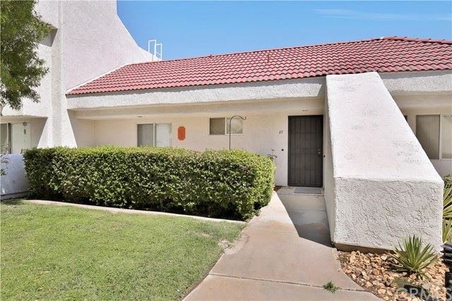 32505 Candlewood Drive #87, Cathedral City, CA 92234 - MLS#: TR20169214
