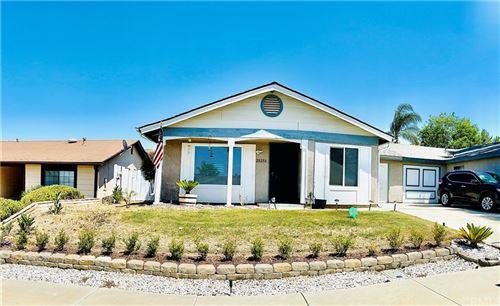 Photo of 28254 Chula Vista Drive, Menifee, CA 92586 (MLS # DW21161215)
