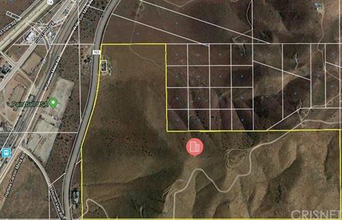 Photo of 0 Vac/Angeles Hwy Pav /Vic C, Acton, CA 93510 (MLS # SR21082215)