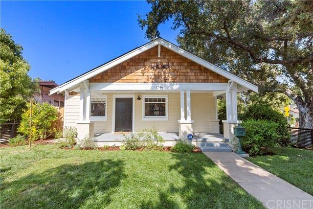 Photo of 1746 N Los Robles Avenue, Pasadena, CA 91104 (MLS # SR21130215)