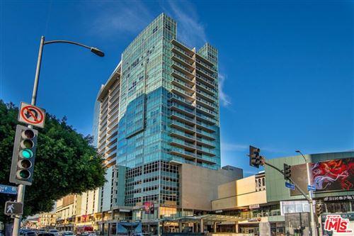 Photo of 3785 Wilshire Boulevard #1701, Los Angeles, CA 90010 (MLS # 21799216)