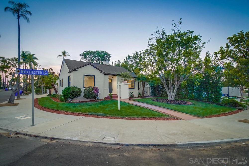 4197 Rochester Rd, San Diego, CA 92116 - #: 210020216