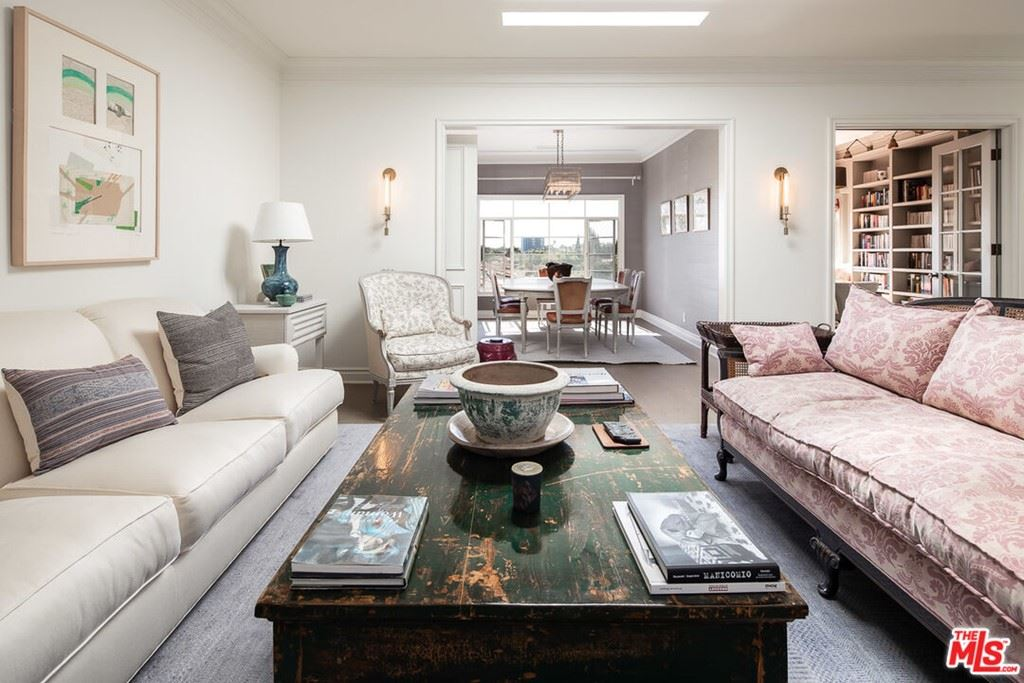 Photo of 9601 CHARLEVILLE #21, Beverly Hills, CA 90212 (MLS # 21796216)
