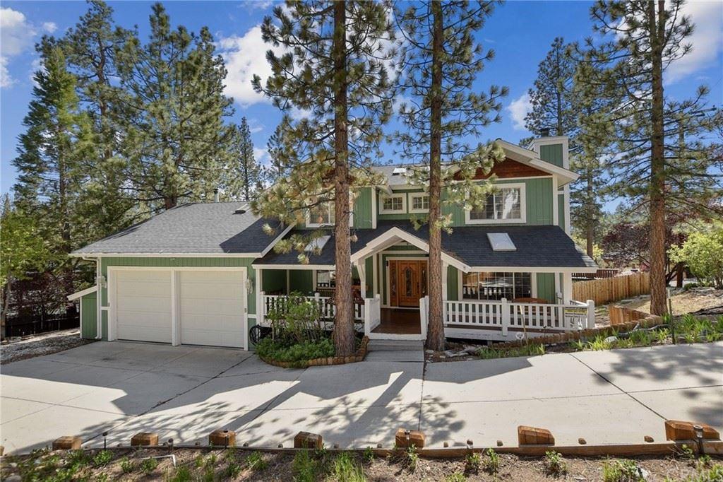 820 Antelope Mountain Drive, Big Bear City, CA 92314 - MLS#: OC21099216