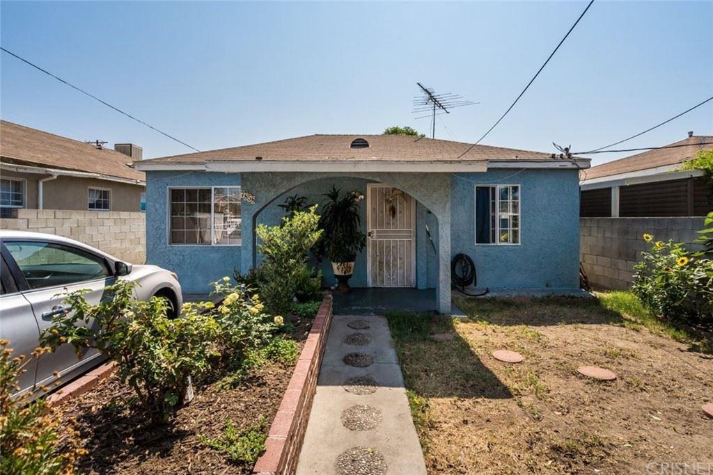 7858 Arvilla Avenue, Sun Valley, CA 91352 - MLS#: SR21158216