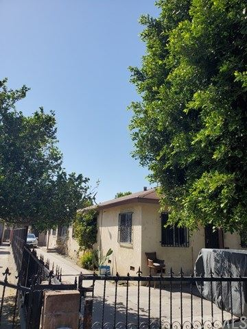Photo of 1721 N Alhambra Avenue, Compton, CA 90221 (MLS # DW21082217)