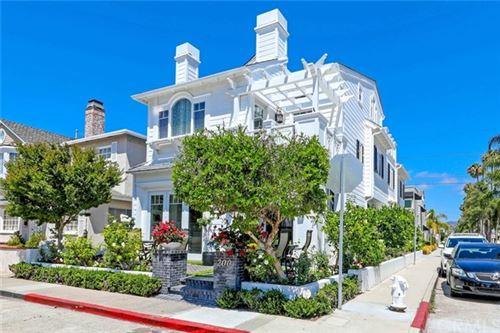 Photo of 200 Sapphire Avenue, Newport Beach, CA 92662 (MLS # OC21020217)