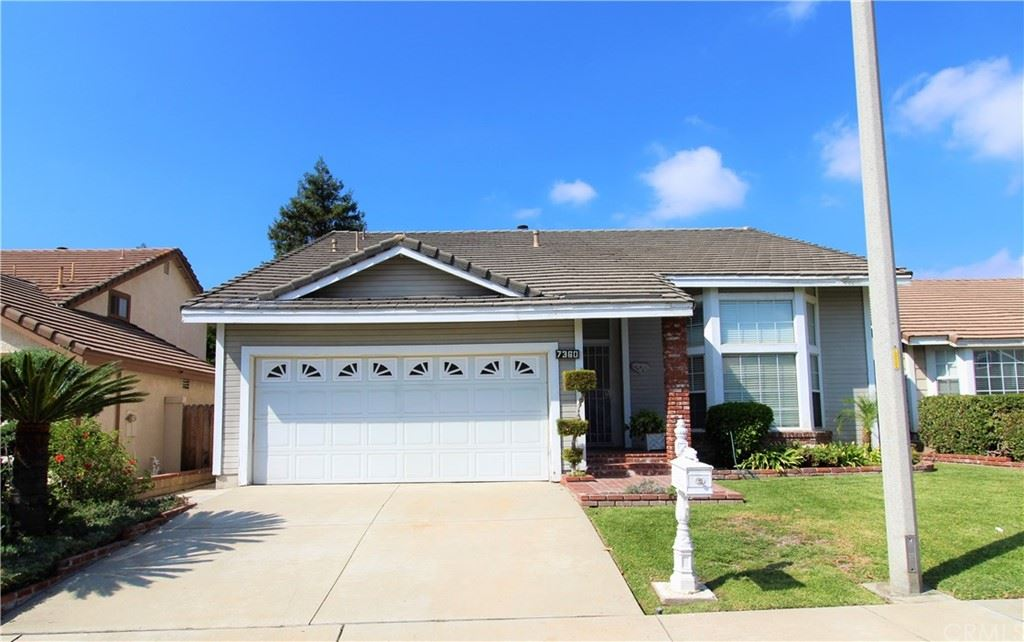 7360 Greenbriar Place, Rancho Cucamonga, CA 91730 - MLS#: MB21225217