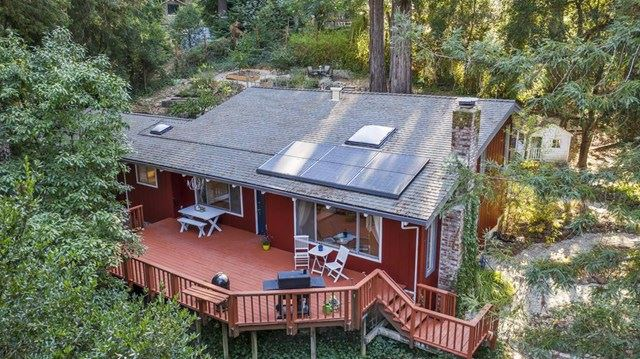 1115 Forest Way, Brookdale, CA 95007 - #: ML81818217
