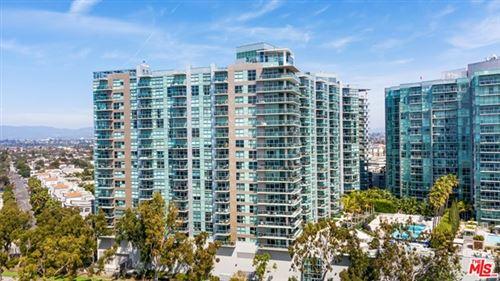 Photo of 13700 MARINA POINTE Drive #403, Marina del Rey, CA 90292 (MLS # 20589218)
