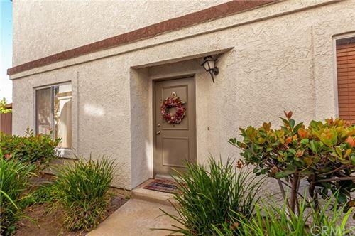 Photo of 24244 Sylvan Glen Road #D, Diamond Bar, CA 91765 (MLS # AR20162218)