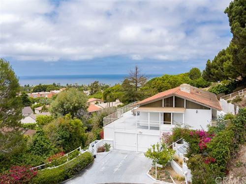 Photo of 1064 Via Ventana, Palos Verdes Estates, CA 90274 (MLS # SB20126218)