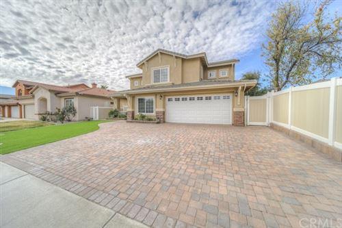 Photo of 29615 Painted Desert Drive, Menifee, CA 92584 (MLS # SW21018218)