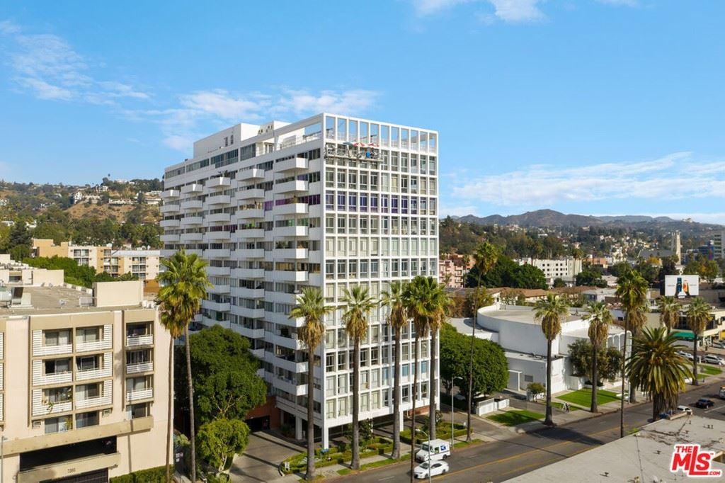 7135 Hollywood Boulevard #1107, Los Angeles, CA 90046 - MLS#: 21783218